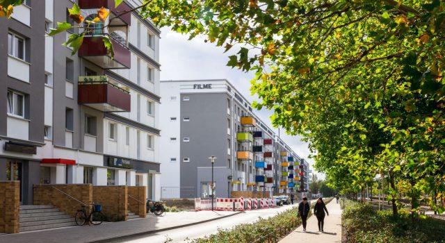 Gartenstadt Drewitz lebenswertes Quartier