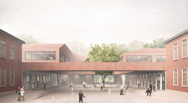 Bund fördert Grundschule in Krampnitz